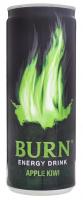 Напій Burn Яблуко ківі енергетичний с/г 250мл