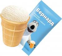 Морозиво Ажур Бернард з ароматом вершків 55г