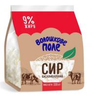 Сир кисломолочний Волошкове Поле 9% 330г