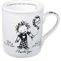 Чашка ENESCO Дякую Art.118006