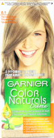Фарба стійка для волосся Garnier Color Naturals Creme №8.1 Піщаний Берег