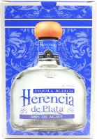 Текіла Herencia de Plata Сильвер 0.7л х2