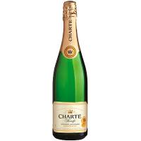 Вино ігристе Charte Komilfo біле  0,75л х6