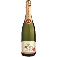 Вино ігристе Charte Komilfo рожеве 0,75л х6