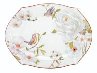Блюдо Китай Райський сад 25см Art.924-558