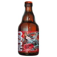 Пиво Hugo Бірмікс Вишня с/п 0,33л