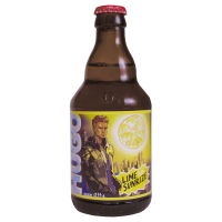 Пиво Hugo Бірмікс Лайм с/п 0,33л