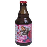 Пиво спеціальне ТМ Hugo, малина, Україна, 0,33 л