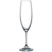 Бокал Bohemia Lara для шампанського 6*220мл арт.40415/220