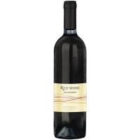 Вино Bottichello червоне напівсолодке 0,75л