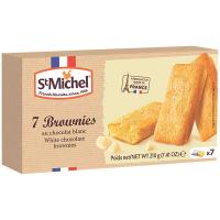 Брауні St.Michel з білим шоколадом 210г