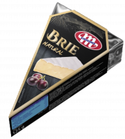 Сир Melkovita Brie natural з пліснявою 125г х10