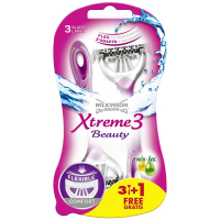 Бритва Wilkinson Sword xtreme3 Beauty 4шт.