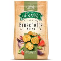 Брускетта Maretti зі смаком овочевий мікс-гострий 70г
