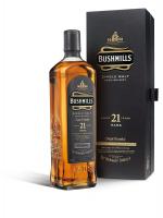 Віскі Bushmills 21рік 40% 0,7л коробка х2