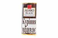 Тютюн Alsbo Black 50г