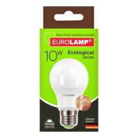 Лампа Eurolamp 10W Е27 світодіодна LED 1шт x12
