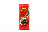 Шоколад Корона пористий молочний 90г х20