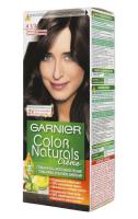 Фарба стійка для волосся Garnier Color Naturals Creme 4 1/2 Темний Шоколад