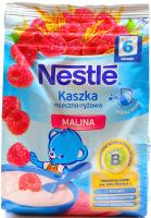 Каша Nestle молочна Рисова з малиною 230г х8