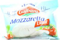 Сир Galbanі Моцарелла легка 28% 125г х12