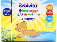 Чай Bebivita Фітованна череда 40*1,5г