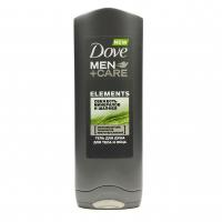 Гель для душу Dove Men+Care свіж. мінералів і шавлії 250мл