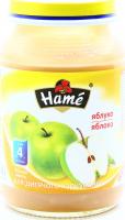 Пюре Hame яблуко 190г х10
