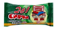 Сирок Злагода глазурований з ароматом ванілі 2в1 60г х10