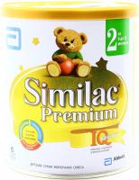 Суміш Similac 2 premium молочна дитяча 400г х18