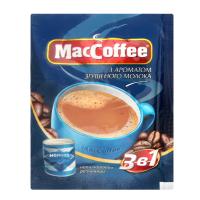 Кава MacCoffee з ароматом згущеного молока 3в1 18г х50
