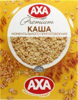 Каша AXA вівсяна Premium з вершками та горіхами 40г