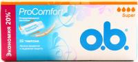 Тампони OB 32 Pro Comfort