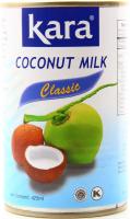 Молоко Kara кокосове 17% 425мл х24