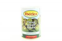 Оливки Iberica зелені б/к 420г х12