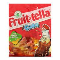 Мармелад жувальний Fruit-tella Cola 90г