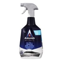 Засіб Astonish для чищення і полірув. вироб. з н/сталі 750мл х6