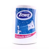 Рушники Zewa Design Jumbo паперові кухонні 2шар. 325шт х10