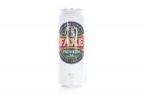 Пиво Faxe Permium солодове світле ж/б 0.5л х6