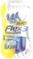 Станок для гоління BIC Flex 3 Comfort 3шт