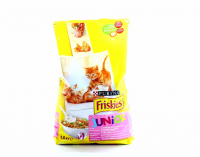 Корм Friskies Purina Junior курка, молоко 1,5кг х6