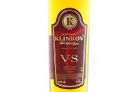 Коньяк Клинков VS 5* 42% 0,35л (тубус) х6