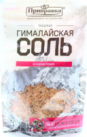Сіль Приправка з сумішшю перців Гімалайська рожева 200г