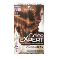 Крем-фарба для волосся Schwarzkopf Color Expert 7.7