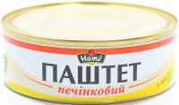 Паштет Hame Печінковий з вершковим маслом 240г