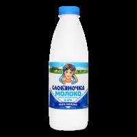 Молоко Слов`яночка 2,5% пет/пляшка 890г х6