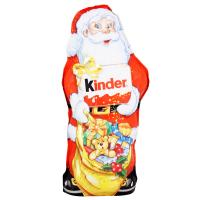 Шоколадна фігурка Kinder Дід Мороз 110г х18