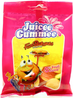 Цукерки Juicee Gummee з фрукт. соком Веселі Бургери 80г х20