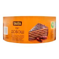 Торт Tarta бісквітний Добош 500г x6