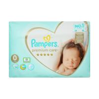 Підгузники Pampers Premium care 0 <3кг 30шт.